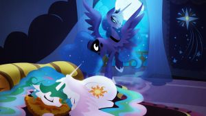 Rest my Sister by Rariedash