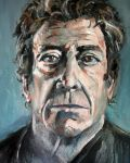 Lou Reed Portrait by francescomonk