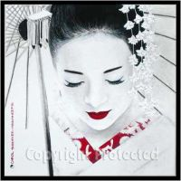 Geisha by carolsmartinez