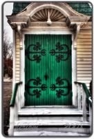 Church Door by Theriom-Rasputin