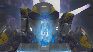 Halo 3 ending with my Spartan! :3 by MrNero117