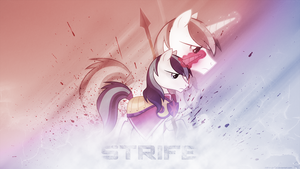 Strife [Speedart] by Mithandir730