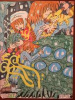 Nausicaa: Friend to All Living Things by GhibliLover92