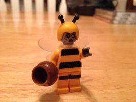 Zombee by iamtherealbender
