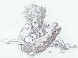 Lion-o by timothygreenII