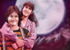 Mork and Mindy (Robin Williams Tribute) by SgtTimBob