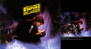 STAR WARS: The Empire of Love by spacecow4
