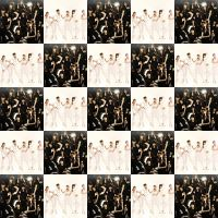 SNSD's Chessboard by chocolatehwang