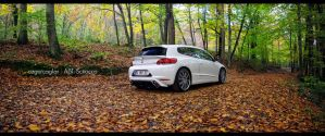 VW Scirocco ABT - 1 by rugzoo