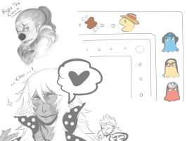 One Piece Doodles by ZombieResearch