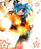 Level .:Playing with fire:. by inaZuma25