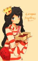 Campus princess by paper-plein