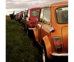 Ballymena Mini Clan Convoy by younghappy