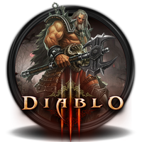 Diablo 3 Icon v10.2 by Kamizanon