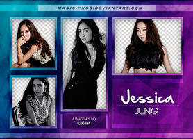 PACK PNG 185 | JESSICA JUNG by MAGIC-PNGS