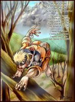 Naruto - Creatures by Chelsee