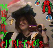 MERRY CHRISTMAS - KH style by Eva49