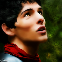 Merlin by Gelieta