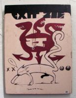 EXIT 206 by royalboiler