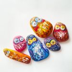 Owl stones by bemain