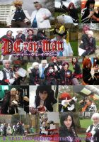 Kitacon D Gray Man Collage 1 by misfitmosher