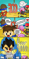 My 300th Art Anniversary by thegamingdrawer