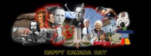 Happy Canada Day by HerpDerp448