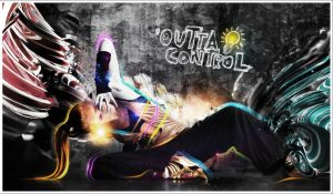 Outta Control by G-fex