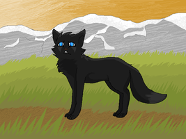Crowfeather by Jinnchan