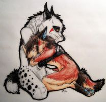 There For Me by WYNTERFANG