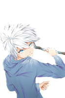 My version of my friend's Jack Frost by vm5000