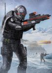 Soldiers of Tomorrow by John-Stone-Art