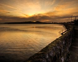 Baldoyle Sunrise by AdrianSadlier