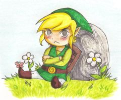 Toon Link for RoleplayWulf by Duelistabbeyryou