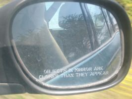 Closer than they appear by MsBritten