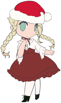Holiday Lolita Emilie by EmilieArts
