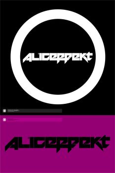 aliceffekt logo.type. by Raven30412