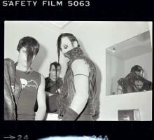 Misfits backstage by rotten138