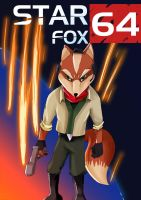 Star Fox 64: Take Back Corneria by LeeCheezy