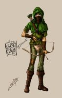 Once upon a time robin hood by Epopp300