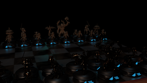 Chessboard by Kenned333