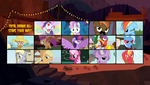 My Little Total Drama All-Stars by SEGASister