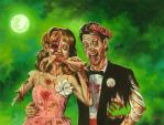 Zombie Prom by jasonedmiston