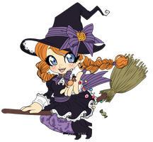 Witch Mini by popze