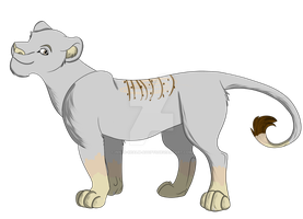 Lion Adopt by Inner-Realm-Adopts