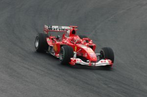 Michael Schumacher in Brazil by notsoodeviant