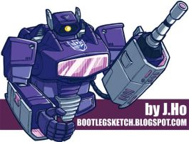 As you command mighty Megatron by jasonhohoho