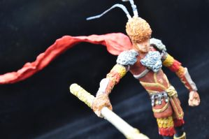 Monkey King by WillowVO