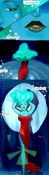 QUEST 3: Talent Show w/ Chrysocolla by Ocean-Lullaby