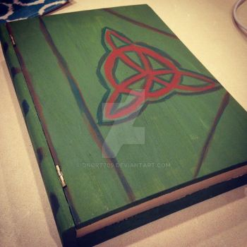 Book of Shadows by dnort709